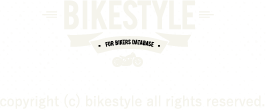 BIKESTYLE copyright(c)bikestyle all rights reserved.